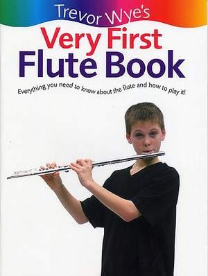 Trevor Wye: Very First Flute Book