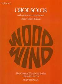 James Brown: Oboe Solos 1