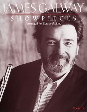James Galway: James Galway: Showpieces