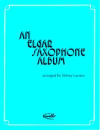 Edward Elgar: An Elgar Saxophone Album