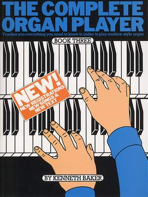 The Complete Organ Player: Book 3