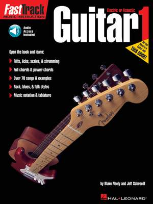 FastTrack - Guitar Method 1