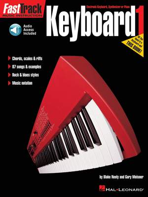 FastTrack - Keyboard Method 1 (US)