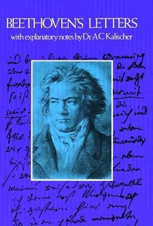Alfred Christlieb Kalischer: Beethoven's Letters