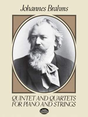 Johannes Brahms: Quintet And Quartets For Piano And Strings