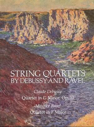 Claude Debussy: String Quartets