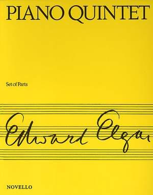 Edward Elgar: Piano Quintet Op.84
