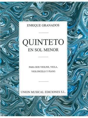 Quinteto En Sol Menor