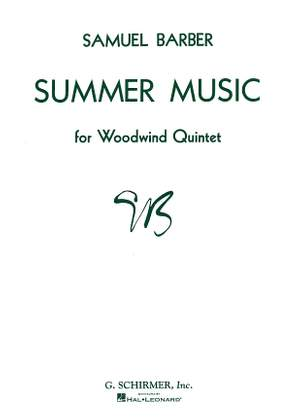 Samuel Barber: Summer Music For Woodwind Quintet
