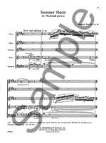 Samuel Barber: Summer Music Product Image