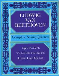 Ludwig van Beethoven: Complete String Quartets And Grosse Fugue