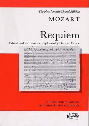 Wolfgang Amadeus Mozart: Requiem K.626