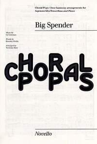 Cy Coleman_Nicholas Hare: Big Spender