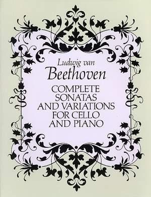 Ludwig van Beethoven: Sonate E Variazioni