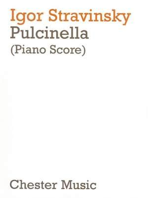 Igor Stravinsky: Pulcinella (Piano/Vocal Score)