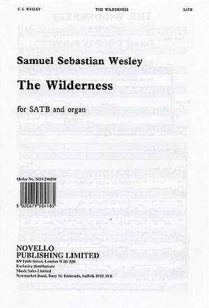Samuel Wesley: The Wilderness