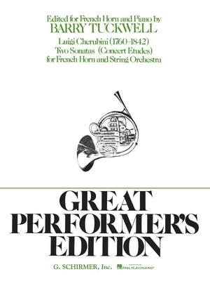 Luigi Cherubini: 2 Sonatas for French Horn