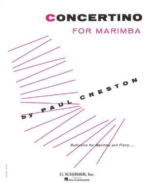 Paul Creston: Concertino