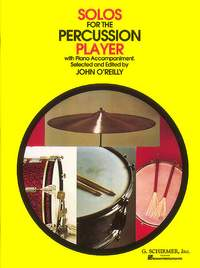 Solos for the Percussion Player