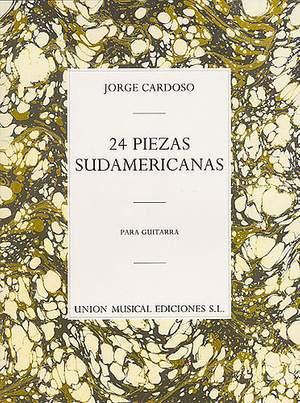 Jorge Cardoso: 24 Piezas Sudamericanas