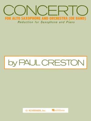 Paul Creston: Concerto