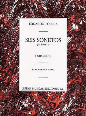 Seis Sonetos Volume 1