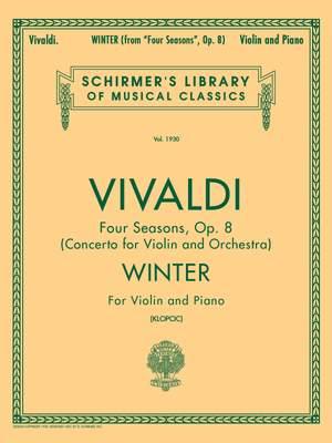 Antonio Vivaldi: Winter