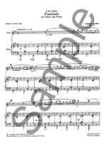 Gabriel Fauré: Fantasie Opus 79 Product Image