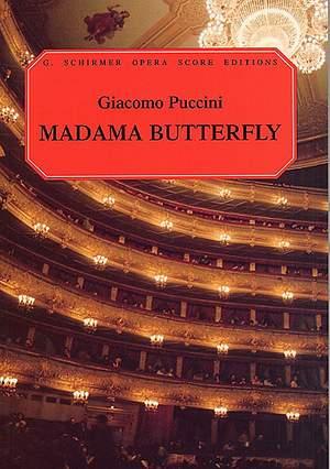 Giacomo Puccini: Madame Butterfly