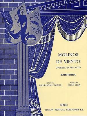 Pablo Luna: Molinos De Viento