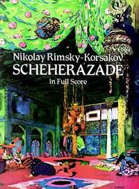 Nikolai Rimsky-Korsakov: Scheherazade