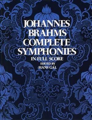 Johannes Brahms: Complete Symphonies Product Image