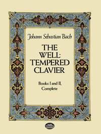 Johann Sebastian Bach: The Well-Tempered Clavier