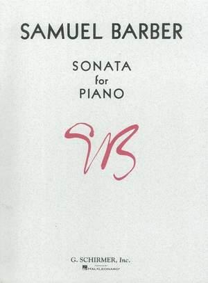 Samuel Barber: Sonata For Piano