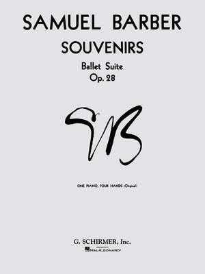 Samuel Barber: Souvenirs Op.28