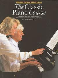 The Classic Piano Course Omnibus Edition