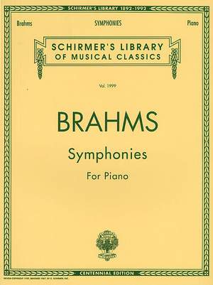 Johannes Brahms: Symphonies