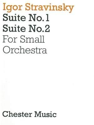 Igor Stravinsky: Suites Nos. 1 And 2