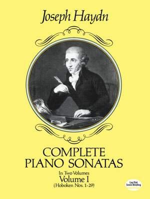 Franz Joseph Haydn: Sonate Vol.1