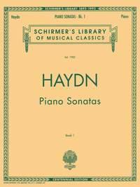Franz Joseph Haydn: Complete Piano Sonatas Book 1
