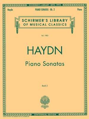 Franz Joseph Haydn: Complete Piano Sonatas Book 2