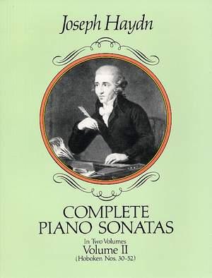 Franz Joseph Haydn: Sonate Vol.2
