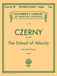 Carl Czerny: The School Of Velocity Op.299