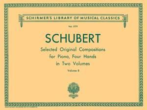 Franz Schubert: Original Compositions for Piano - Volume 2