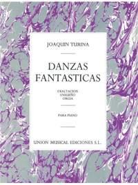 Joaquín Turina: Joaquin Turina: Danzas Fantasticas