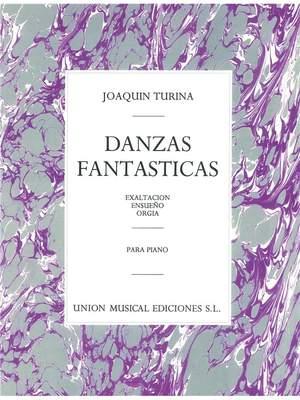 Joaquín Turina: Joaquin Turina: Danzas Fantasticas Product Image
