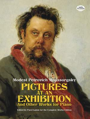 Modest Mussorgsky: Pictures at an Exhibition and Other Works for Pian