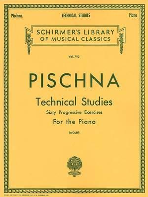 Josef Pischna: Technical Studies - 60 Progressive Exercises