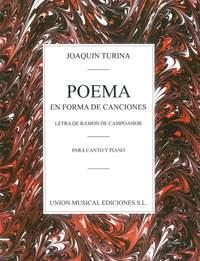Joaquín Turina: Poema En Forma De Canciones