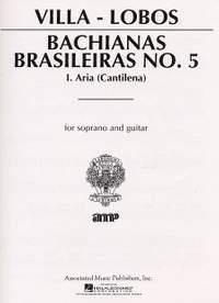Heitor Villa-Lobos: Bachianas Brasileiras No. 5: Aria